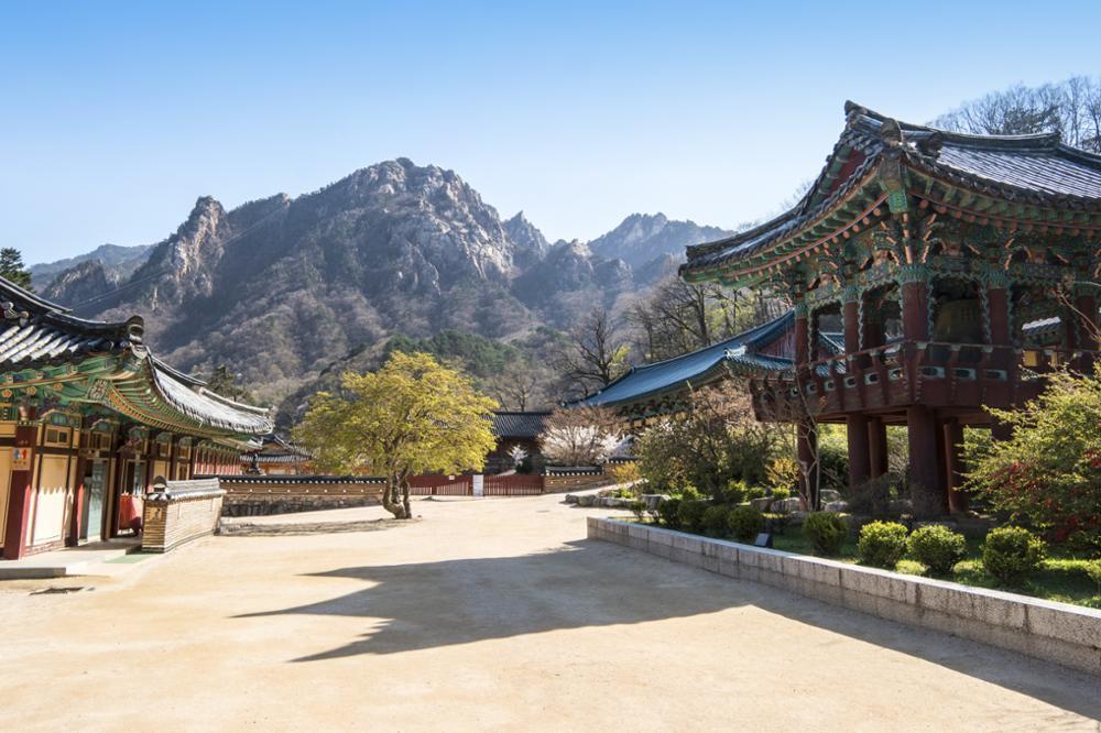Que faire et que voir dans le parc national de Seoraksan ?