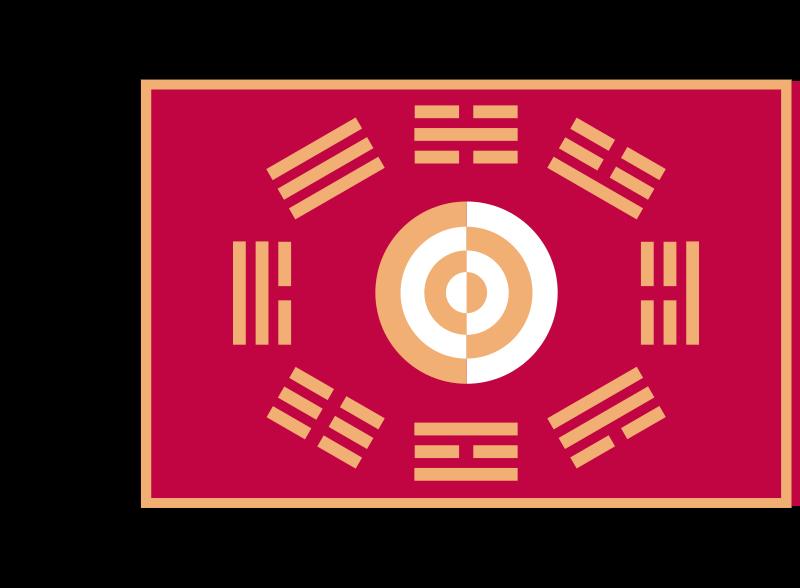 Quel est la signification du drapeau sud-coréen ?