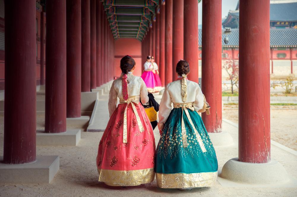 Hanbok : le costume traditionnel coréen