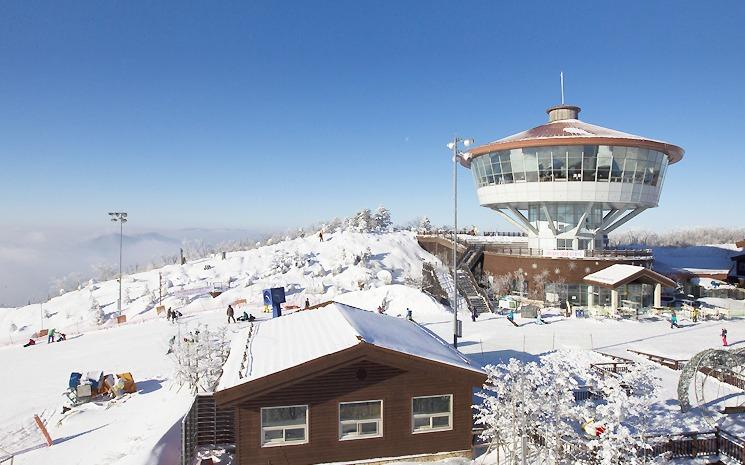 Où faire du ski en Corée du sud ?