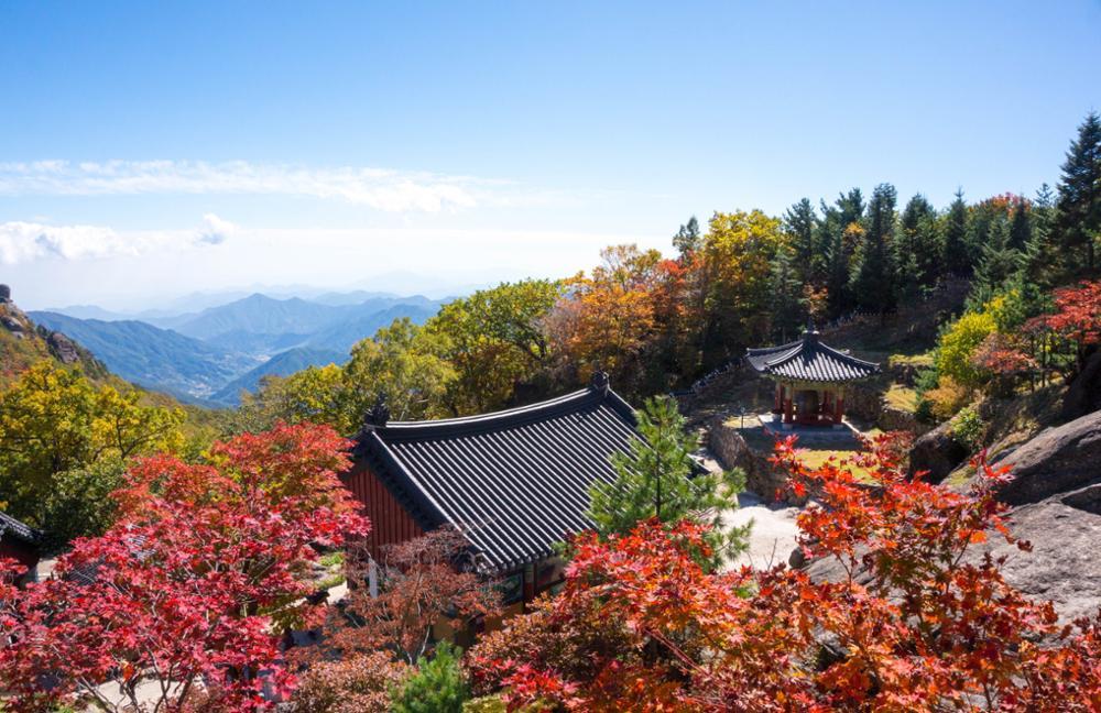 Les plus belles randonnées de Corée de Sud