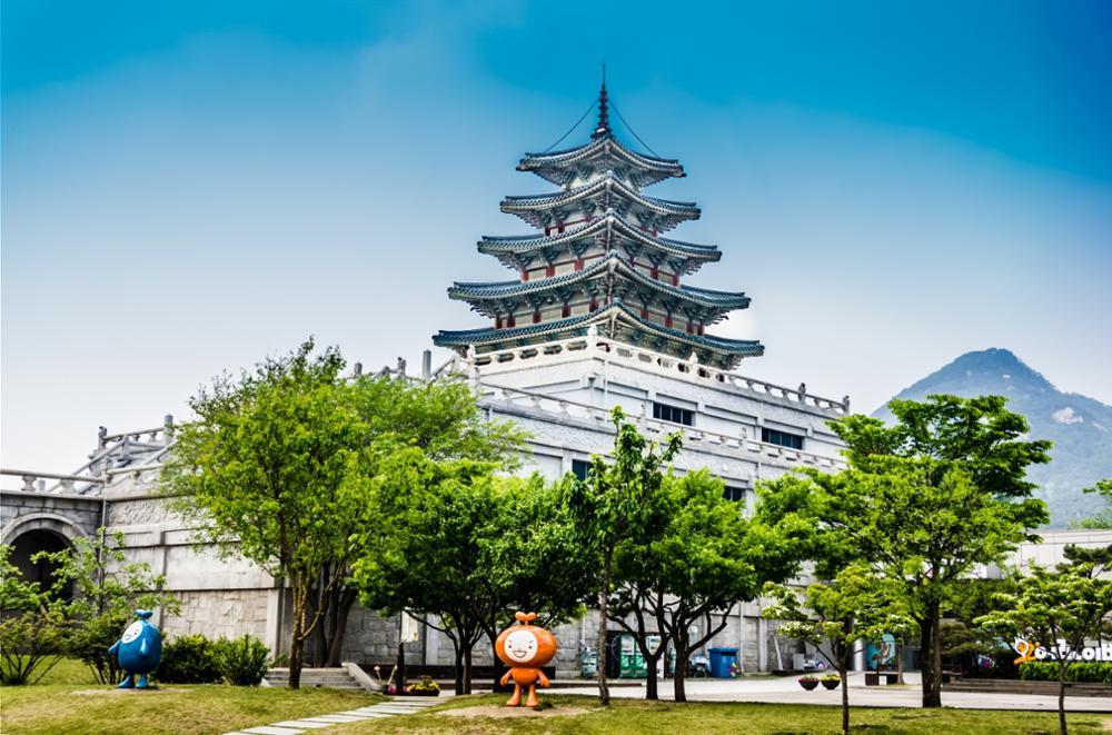 Top 5 des attractions en Corée du Sud
