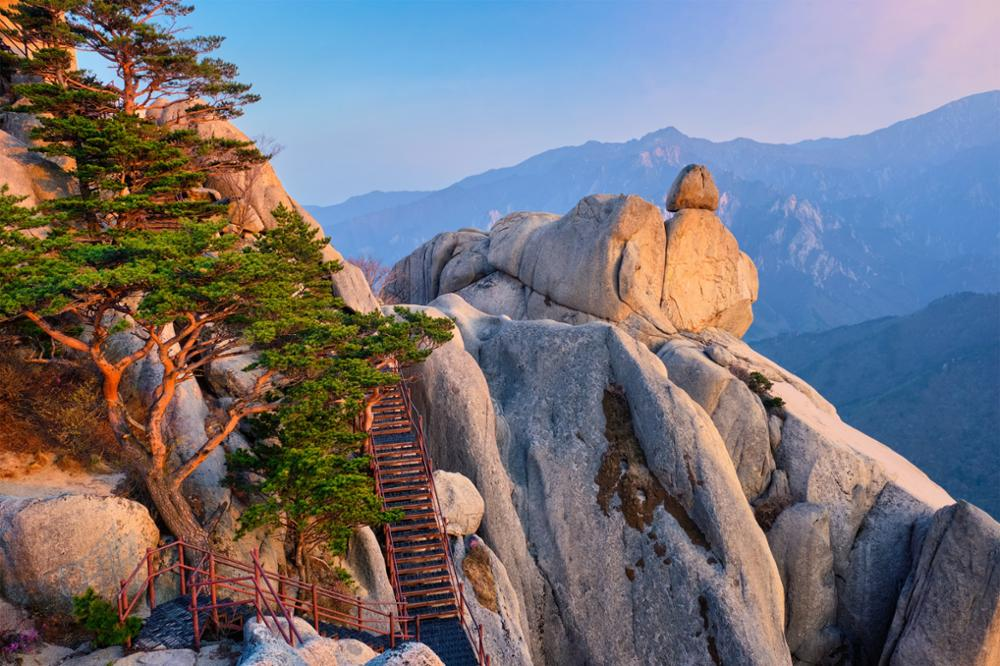 3 randonnées sud-coréennes à ne pas manquer !