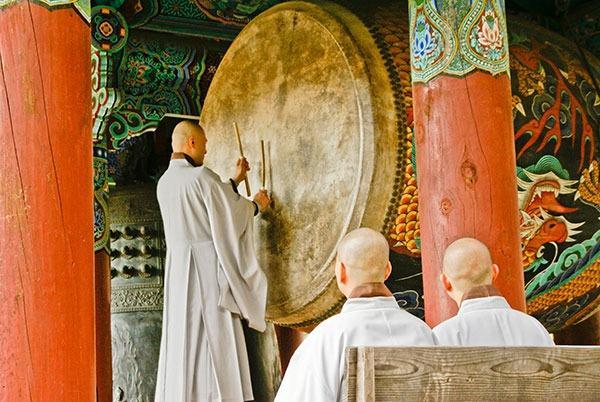 Passer une nuit dans un Temple Stay en Corée du Sud